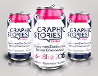 Graphic Stories Cyprus 2016