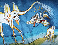 "Multimedia exhibition""Dali —Living Dreams"""