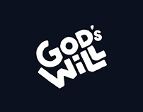 God's will - energy drink concept