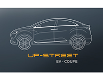 UP-STREET  ev-coupe