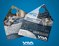 FLYER Design for Viva Development