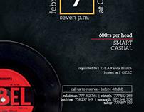 Poster Design - TCK - Kandy