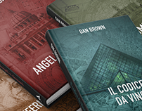 BOOK COVER DESIGN // Dan Brown