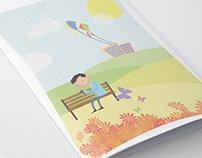 Childrens greeting cards