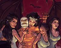 El Santo vs Las Mujeres Vampiro