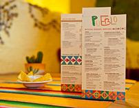 menu redesign