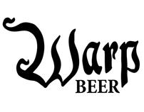 Warp Beer Logo Design