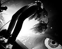 [Digital photography] Live music & portraits
