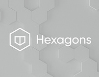 Hexagons | Logo & Brand Identity
