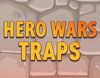 Hero Wars traps
