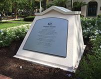Jackson Health System Centennial Time Capsule Monument