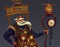 clocks seller