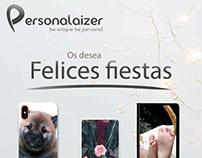 campaña navidad Redes Sociales