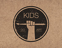 Kids do Art - Logo vs.2