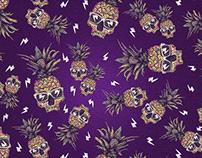 Skull Pineapple