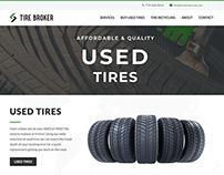 Tire Broker Website
