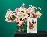 Free Beautiful Paperback Book Title Mockup PSD