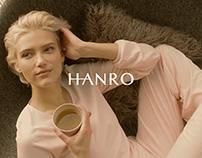 HANRO Fall/Winter Campaign 2018