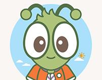Hong Kong Grasshoppwe Scouts - Character Design