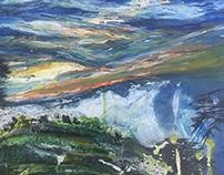 Landscape, Paintings
