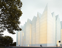 Philharmonic Hall by Barozzi-Veiga