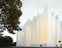 Philharmonic Hall by Barozzi-Veiga