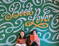 Book Lover Mural