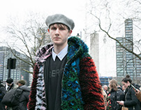Street Style (London Fashion Week AW18) III