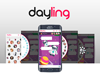 Dayling - Chat Board