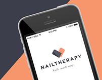 Nailtherapy - Mobile app