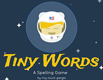 Tiny Words - A Spelling Game