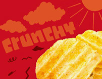 Social Content for Kettle Brand Chips