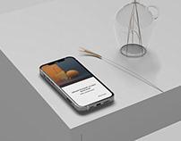 Free Download Iphone 12 Pro Mockup