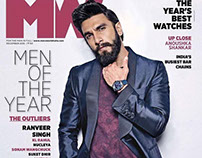 Ranveer Singh Cover Story