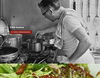 Restaurant Cinecitta website 2017