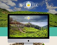 JuJu Tea Website