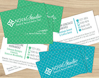 Branding - NovaStudio Dental & Nurse Esthetics Clinic