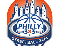 Basketball Event Logo