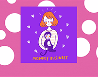 พี่สาว-Monkey Business Mixed by Veerapat