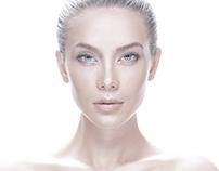 Vladislava Grakova make-up