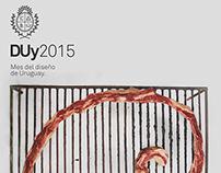DUy 15: Mes del Diseño de Uruguay