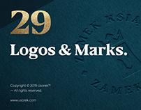 29 Logos & Marks.