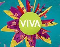 Viva Rebrand - 2014