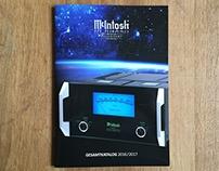 McIntosh Katalog 2016/2017