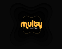 multy service brand identity