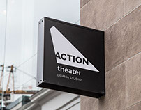 ACTION Theater branding