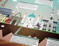 TURKISH AIRLINES | City Illustration Poster