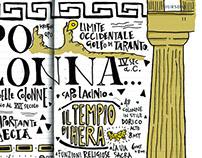 Capo Colonna Visual History