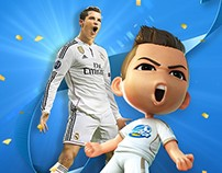 Branding_Sports Mobile Game Promotion