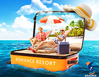 Romance Resort | Social Media Campaign